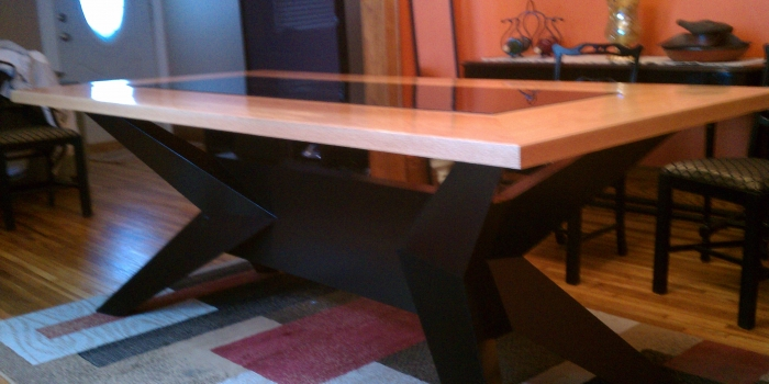 High End Custom Dining Table