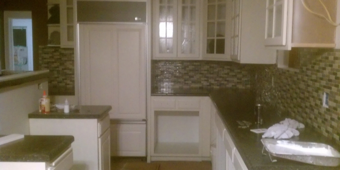 Full Kitchen Remodel with Island