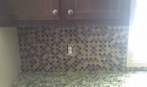 tile backsplash 1